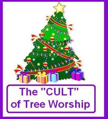 THE CULT OF TREE WORSHIP
