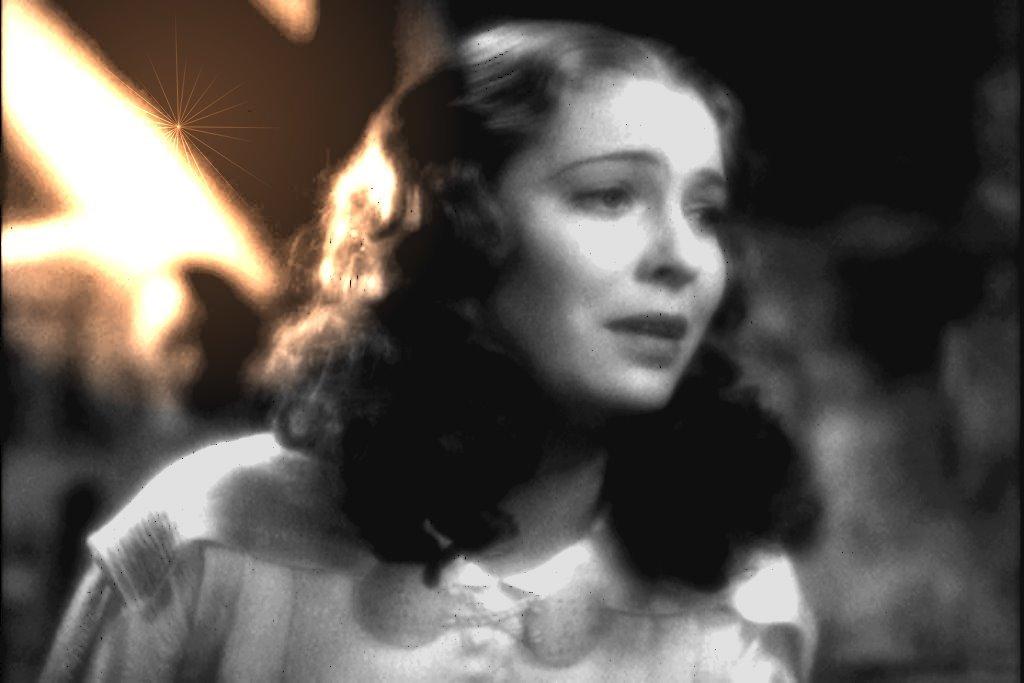 Valerie Hobson Jing Bride of Frankenstein